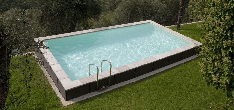 Piscine laghetto qualit made in italy recensioni e for Piscine hors sol laghetto