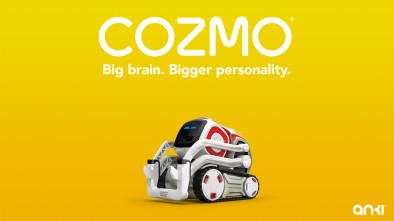 Il primo robot con una propria personalità: Anki Cozmo?