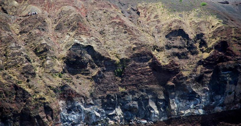 cratere vesuvio - area vesuviana
