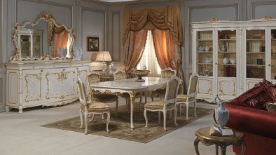 mobili classici di lusso