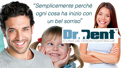 drdent cliniche dentali