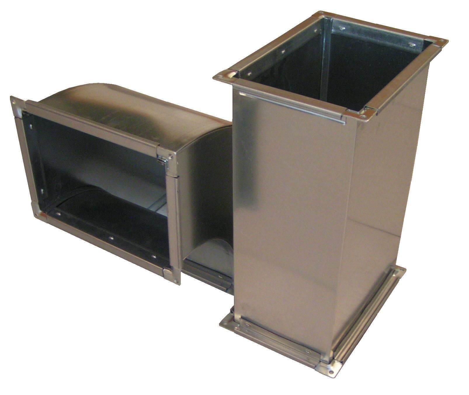 La progettazione ed il funzionamento delle canalizzazioni aerauliche