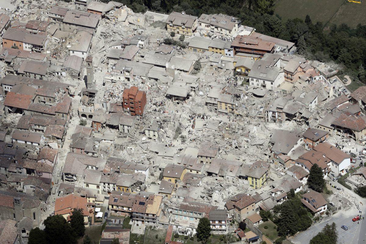 Assicurarsi contro eventi sismici