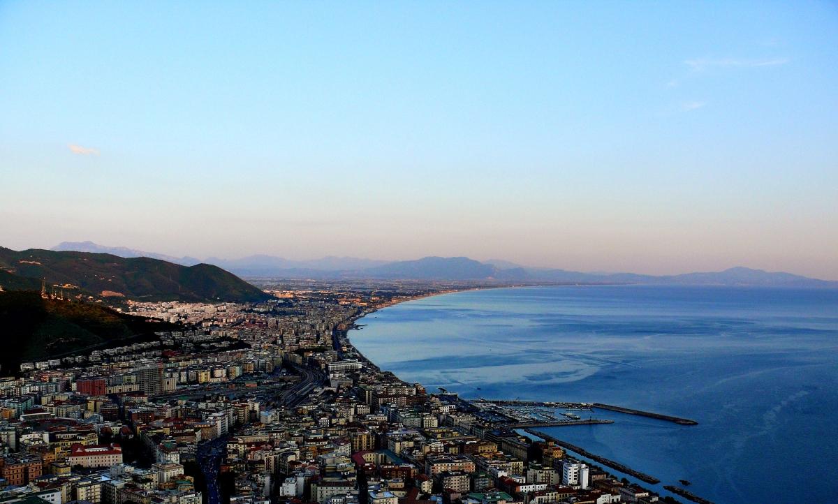Salerno, una città antica ricca di storia e monumenti