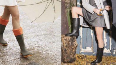 stivali superga per passeggiare con la pioggia