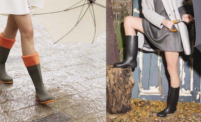 Stivali pioggia donna: fra moda e praticità