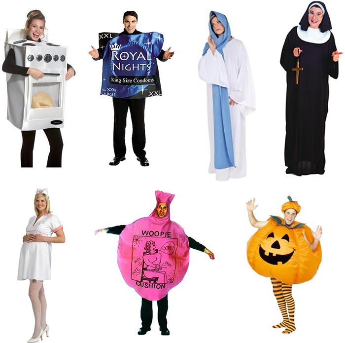 Vestiti di Carnevale per coppia di adulti online