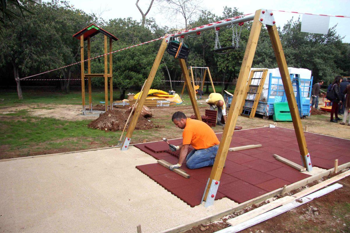Il giardino per bambini, come arredarlo in modo semplice