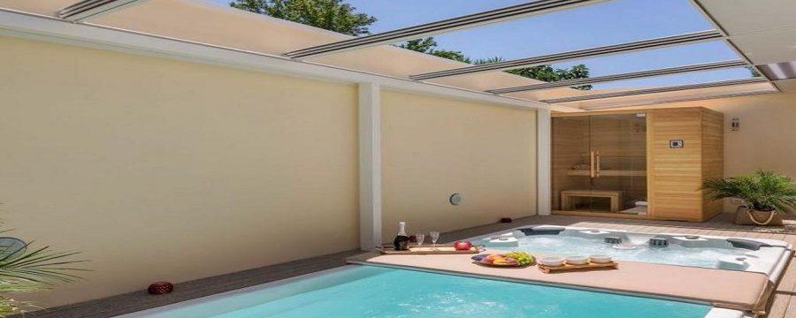 Isolamento termico come complemento di arredo: saune e vasche idromassaggio da esterno