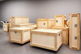 Le gabbie in legno ed il trasporto merci