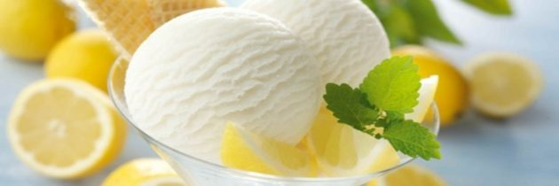 Gelato al limone: la ricetta perfetta per mangiare sano