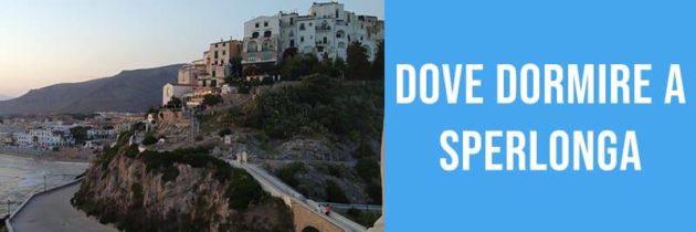 Dove dormire a Sperlonga: 3 strutture per tutti i prezzi