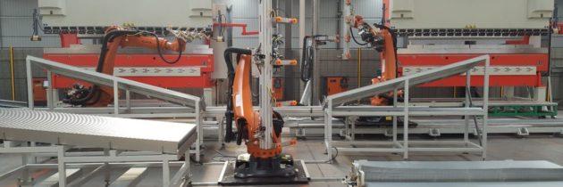 Cella di lavoro automatizzata, i vantaggi dell'isola robotizzata