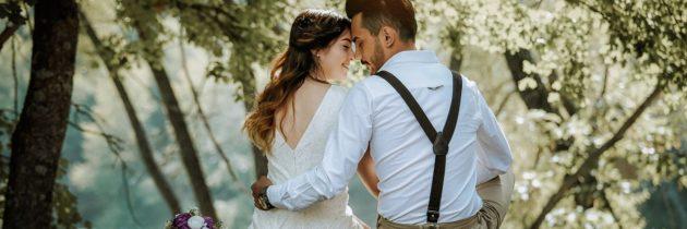 Le location più sorprendenti per sposarsi in Italia