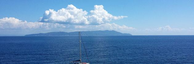 Trascorrere un weekend romantico su una barca a Castiglione della Pescaia